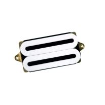 DiMarzio DP222 D Activator X Bridge Humbucker Pickup F SPACED in White