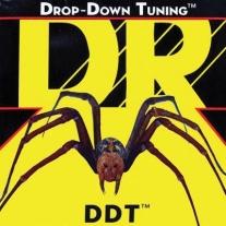 DR Strings DDT5-45 Drop-Down Tuning Bass Guitar Strings 5 String