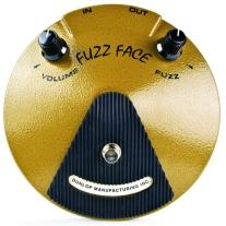 Dunlop EJF1 Eric Johnson Fuzz Face Guitar Pedal