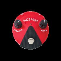 Dunlop FFM2 Germanium Fuzz Face Mini Red