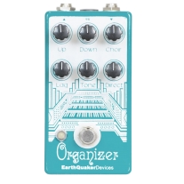 EarthQuaker Devices Organizer Polyphonic Organ Emulator Pedal