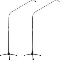 Earthworks FW730-TPB 30 kHz 7 Foot Cardioid System with Tripod Base Matched Pair