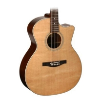Eastman AC122CE Acoustic Electric Grand Auditorium Guitar with Case