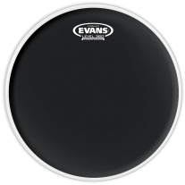 "Evans TT12HBG 12"" Black Hydraulic Drum Head"