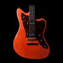 Fano Alt De Facto JM6 Electric Guitar in Roundup Orange