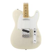 Fender American Vintage '58 Telecaster in Aged White Finish