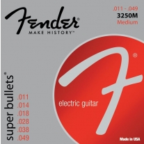 Fender 3250m 11-49 Bullet End Guitar Strings