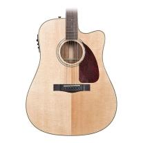 Fender CD 320 ASCE All Solid Cutaway Acoustic/Elec Guitar