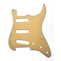 Fender 57 Strat Gold Anodized Pickguard