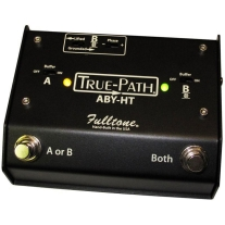 Fulltone Custom Shop True Path Hard Touch ABY Box with JFET Buffers
