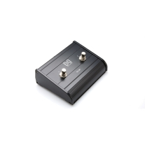 Hosa FSC-385 Dual Latching Footswitch