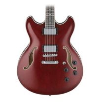 Ibanez Artcore AS7312 12-String Semi-Hollow Electric Guitar in Trans Cherry