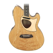 Ibanez TCM50NT Talman Acoustic/Elec Figured Ash Guitar