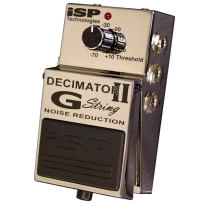 ISP G String II Dual-Channel Noise Gate Pedal