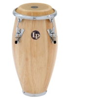 Latin Percussion Mini Conga Natural Wood Finish