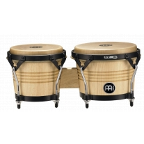 Meinl LC300NTM Free Ride Series Bongos in Natural Wood Finish