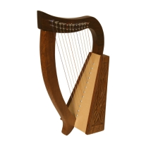 Mid East HPBY-K Baby Harp Knotwork 12-String