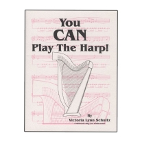 Mid East You CAN Play The Harp Instructional Book
