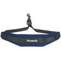 Neotech Soft Sax® Strap Regular, Navy, Swivel Hook