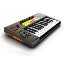 Novation LaunchKey 25 USB Controller Keyboard with 25 Keys