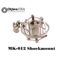 Oktava MK-012 Shock Mount in Silver