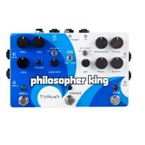 Pigtronix Philosopher King Guitar Pedal