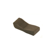 Players Economy Foam Shoulder Pad for Violin or Viola Sizes 3/4 to 4/4