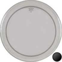 Remo Powerstroke 3 Clear 18 Bass Drum Batter Head w/ Dot