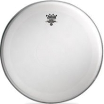 Remo Coated Powerstroke 4 14in Drumhead Clear Dot