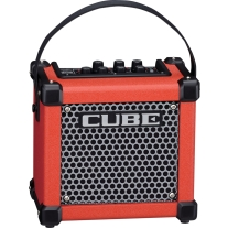 Roland MicroCube GX Guitar Amplifier Red