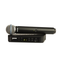 Shure BLX24/B58 Wireless Handheld System with Beta58a Wireless Microphone (J10)