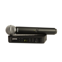 Shure BLX24/SM58 Wireless System with SM58 Microphone (Frequency J10)