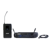 Shure PGXD14/93 Digital Wireles System with WL93 Lavalier Microphone