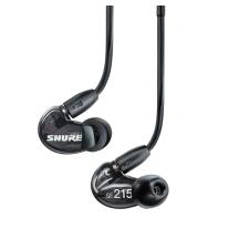 Shure SE215K Sound Isolating Earphones In Ear Buds