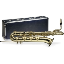 Stagg 77SB Baritone Saxophone with Case