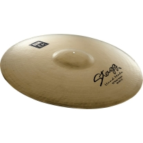 """Stagg Dual Hammered 30"""" Super Ride Cymbal"""