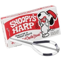 Trophy 3490 Snoopy's Jaw Harp