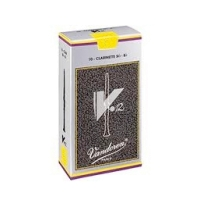 10-Pack of Vandoren 5+ Clarinet V12 Reeds