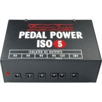 Voodoo Labs ISO5 Isolated Power Supply