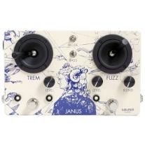Walrus Audio Janus Joystick Controlled Tremolo / Fuzz Pedal