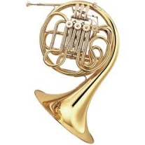 Yamaha YHR567 Intermediate Double French Horn