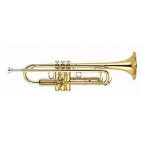 Yamaha YTR6335 Professional Trumpet in Gold Lacquer