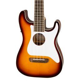 Fender Fullerton Strat Ukulele in Sunburst