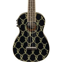 Fender Billie Eilish Ukulele in Black