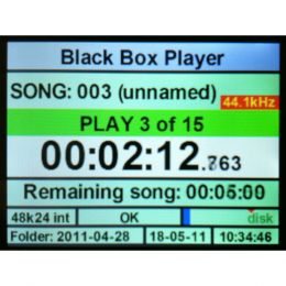 JoeCo BLACKBOX PLAYER Software Upgrade for BLACKBOX RECORDER