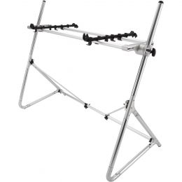SEQUENZ Standard-M-SV Keyboard Stand for 73/76-Note Keyboards - Silver