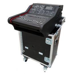 ProX XZF-MID-M32R Flip-Ready Easy Retracting Hydraulic Lift Case