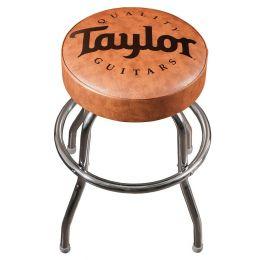 "Taylor Bar Stool, Brown, 24"""