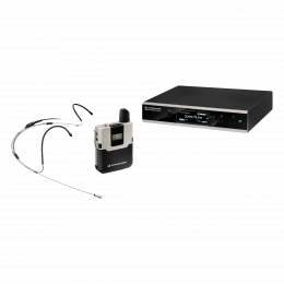 Sennheiser SpeechLine Digital Wireless SL Headmic Set - Wireless Mic w/Case