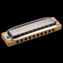 Hohner 532BX-G Blues Harp, Key Of G Major